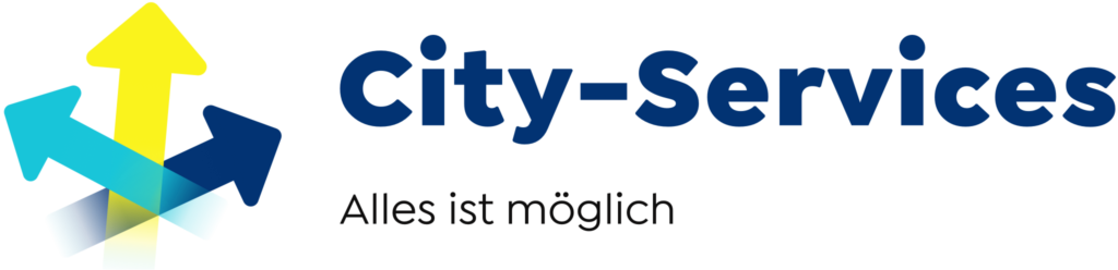 Reinigungsfirma in Bremgarten – City Services Logo